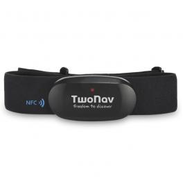 Monitor de frecuencia cardíaca Twonav