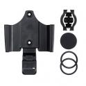Cradle Aventura/Trail (con QuickLock) + Soporte QuickLock potencia bici